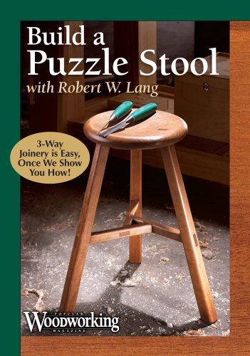 9781440335129: Build a Puzzle Stool