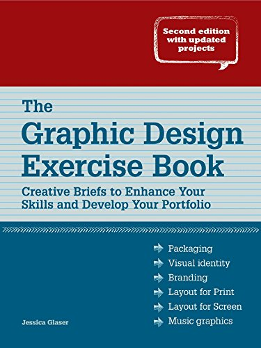 9781440335327: The Graphic Design Exercise Book: Creative Briefs to Enhance Your Skills and Develop Your Portfolio