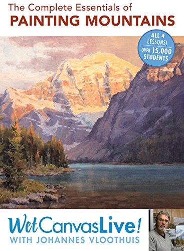 9781440336423: The Complete Essentials of Painting Mountains