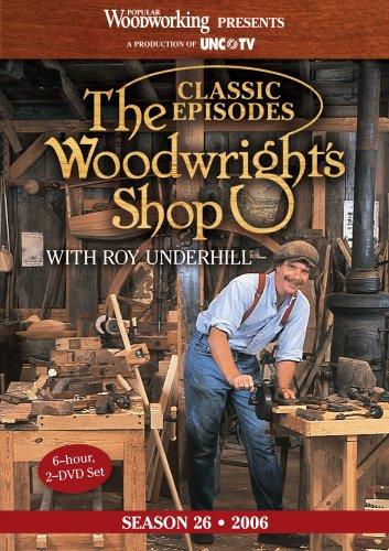 9781440336508: Classic Woodwright's Shop Season 26