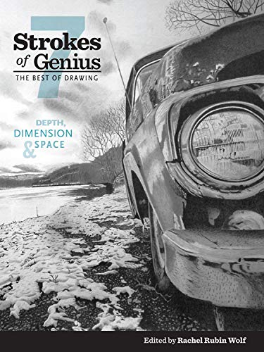 9781440336713: Strokes of Genius 7―Depth, Dimension and Space: The Best of Drawing (7 Strokes of Genius)