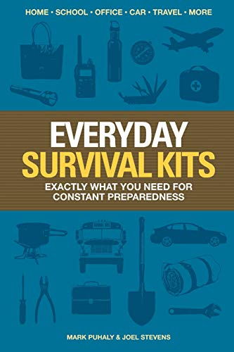 9781440338434: Everyday Survival Kits: Exactly What You Need for Constant Preparedness