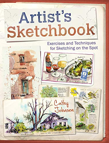 9781440338809: Artist's Sketchbook: Exercises and Techniques for Sketching on the Spot
