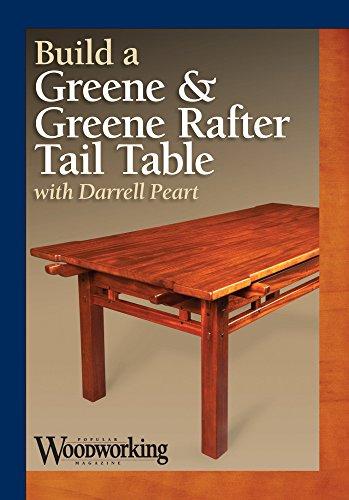 9781440338878: Greene & Greene Rafter Tail Table