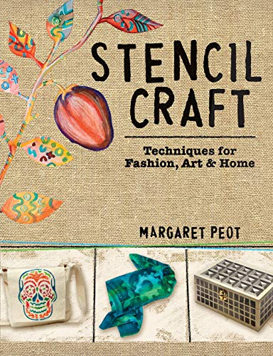9781440340116: Stencil Craft: Techniques for Fashion, Art & Home