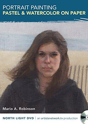 9781440340468: Portrait Painting - Pastel & Watercolor on Paper