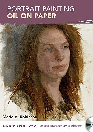 9781440340482: Portrait Painting - Oil on Paper