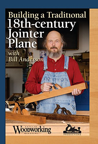 9781440341106: Build a Traditional 18th-Century Jointer Plane