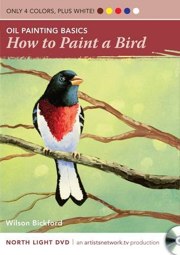 9781440341489: Oil Painting Basics - How to Paint a Bird