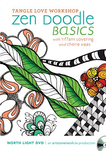 9781440341502: Tangle Love Workshop Zen Doodle Basics