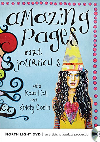 9781440341779: Amazing Pages - Art Journals