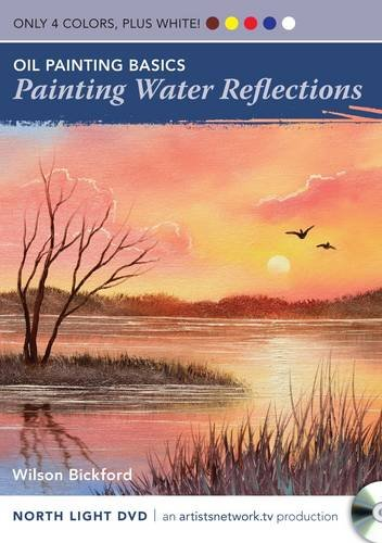 9781440342073: Oil Painting Basics - Painting Water Reflections