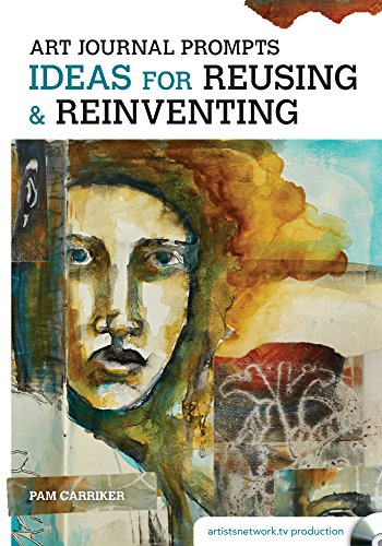 9781440342189: Art Journal Prompts: Ideas for Reusing and Reinventing