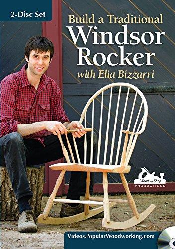 9781440342240: Build a Traditional Windsor Rocker with Elia Bizzarri