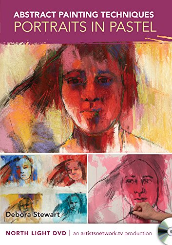 9781440342486: Abstract Painting Techniques - Portraits in Pastel