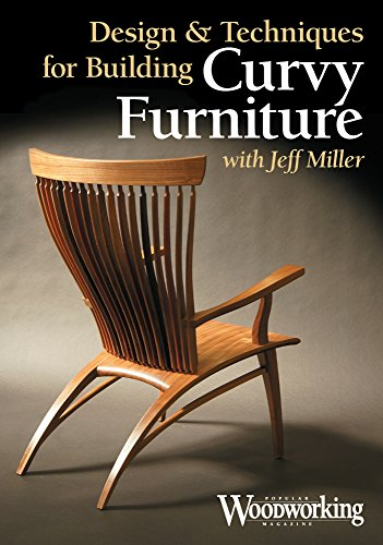 9781440344060: Design and Techniques for Building Curvy Furniture