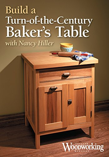 9781440344336: Build a Turn-of-the-Century Baker's Table