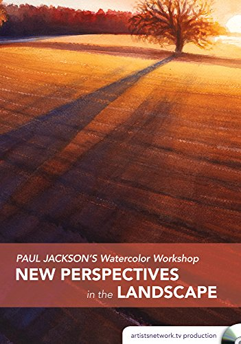 9781440346408: Paul Jackson's Watercolor Workshop - New Perspectives in the Landscape