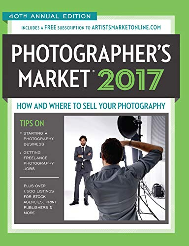 9781440346583: 2017 Photographer's Market: How and Where to