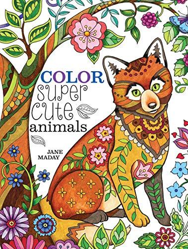 Color Super Cute Animals