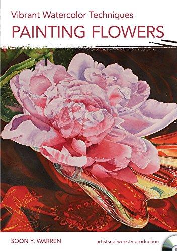 9781440346897: Vibrant Watercolor Techniques - Painting Flowers