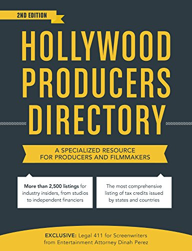 Hollywood Producers Directory: A Specialized Resource for: F+W Media