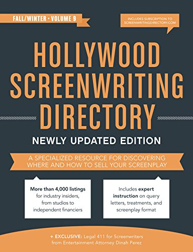Hollywood Screenwriting Directory Fall/Winter: A Specialized Resource: F+W Media
