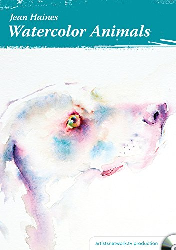 9781440348730: Jean Haines' Watercolor Animals