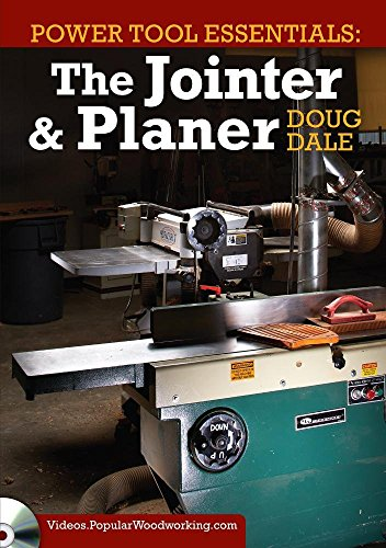 9781440348952: Power Tool Essentials - The Jointer & Planer