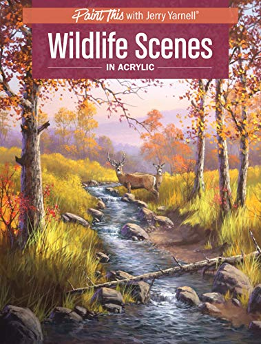 9781440350214: Wildlife Scenes in Acrylic
