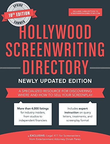 Hollywood Screenwriting Directory Spring/Summer: A Specialized Resource: F+W Media