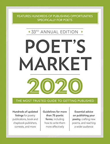 9781440354953: Poet's Market 2020: The Most Trusted Guide for Publishing Poetry