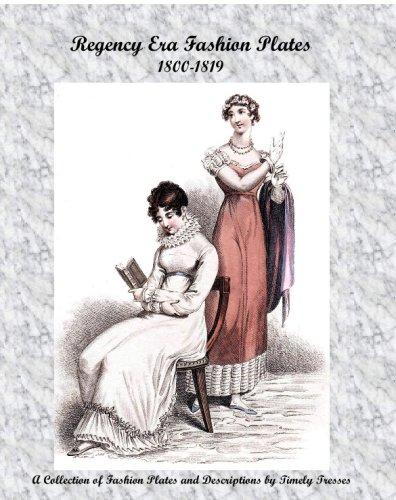 9781440404696: Regency Era Fashion Plates: 1800-1819