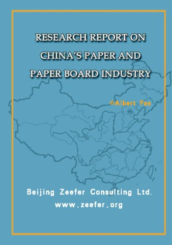 9781440406850: Research Report On China's Paper And Paper Board Industry: China Paper And Paper Board Market Overview: Volume 1