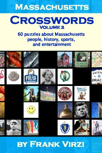 9781440409806: Massachusetts Crosswords: 60 Fun Puzzles About Sports, Entertainment, And History Of The Bay State