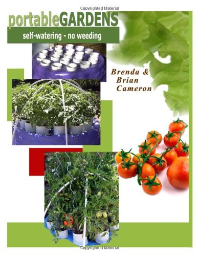 9781440415449: Portable Gardens: Self-Watering - No Weeding