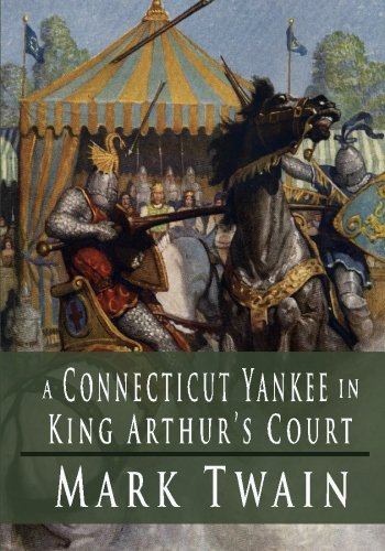 a report on mark twains novel a connecticut yankee in king arthurs court The main goal of the present essay is to discuss the idea in the short story titled the connecticut yankee in king arthur's court written by mark twain being a powerful novel it explains the impact of technology on american culture which was definitely a highlight of american life.