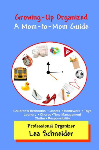 9781440433672: Growing Up Organized: A Mom-To-Mom Guide