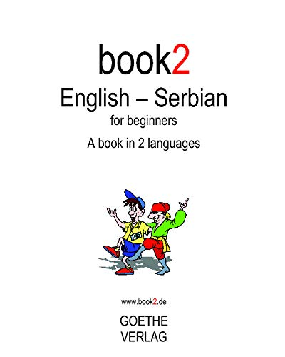 9781440434624: Book2 English - Serbian For Beginners: A Book In 2 Languages (English and Serbian Edition)