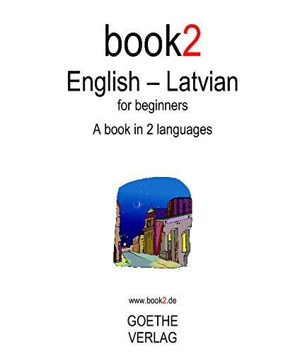 9781440439025: Book2 English - Latvian For Beginners: A Book In 2 Languages