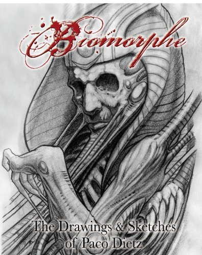 Biomorphe: The Drawings And Sketches Of Paco Dietz: Dietz, Paco