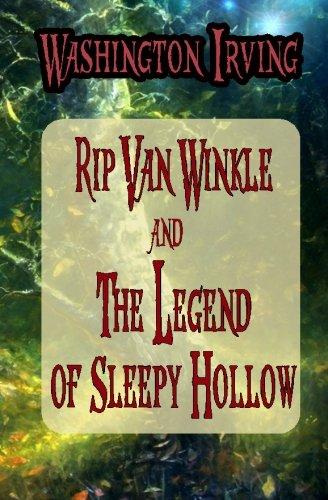 9781440443855: Rip Van Winkle and The Legend of Sleepy Hollow