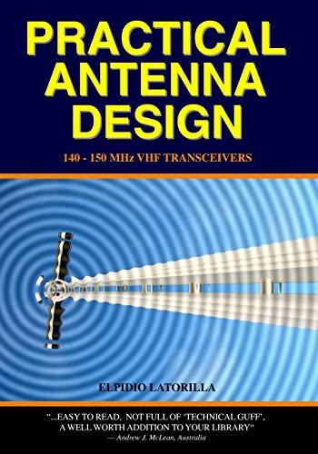 Practical Antenna Design: Latorilla, Elpidio