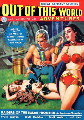 9781440451041: Out Of This World Adventures #2 (December 1950)