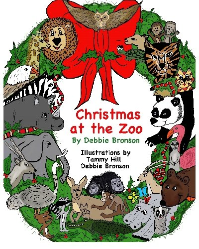 Christmas At The Zoo: Bronson, Debbie