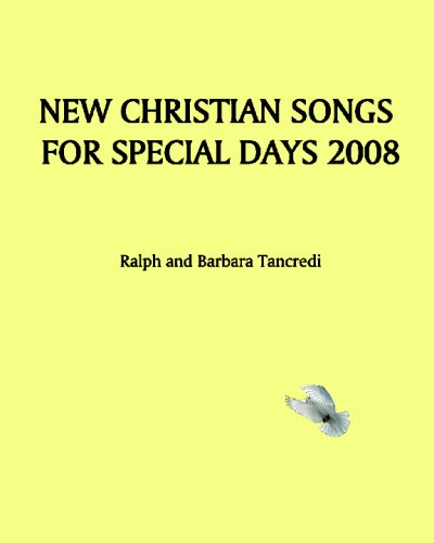 9781440453229: New Christian Songs For Special Days 2008