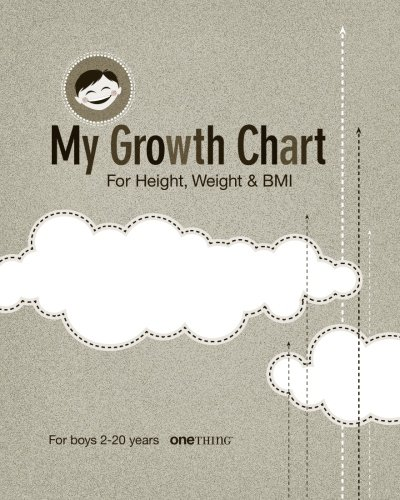 9781440458651 My Growth Chart Boys 2 20 Years For Height Weight