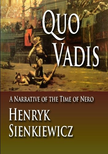 9781440459375: Quo Vadis : A Narrative Of The Time Of Nero