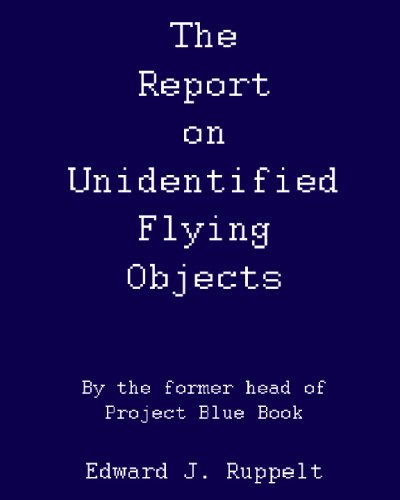 9781440462375: The Report On Unidentified Flying Objects: By The Former Head Of Project Blue Book