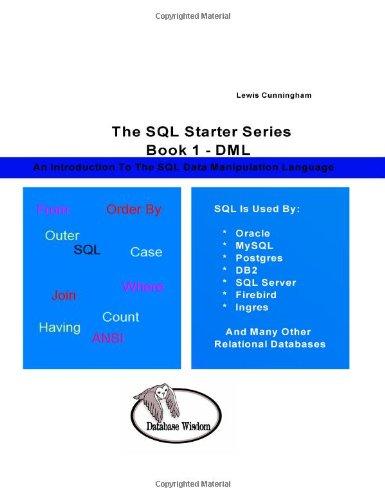 9781440464119: Sql Dml: The Sql Starter Series